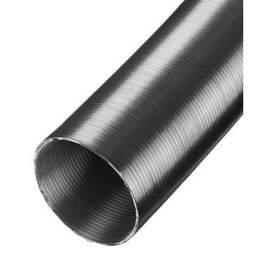 Воздуховод гибкий гофрированный ERA алюминиевый d120 мм 3 м