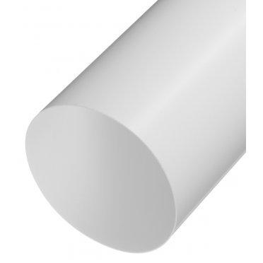Воздуховод ERA круглый пластиковый d125 мм 0,5 м