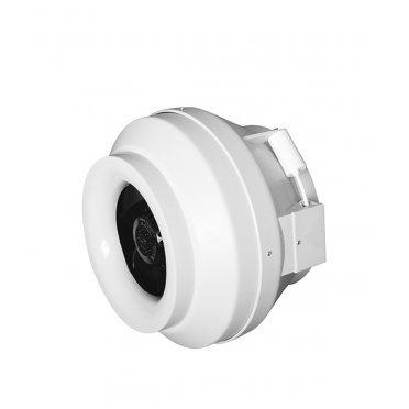 Вентилятор канальный центробежный DiCiTi CYCLONE EBM d125 мм белый