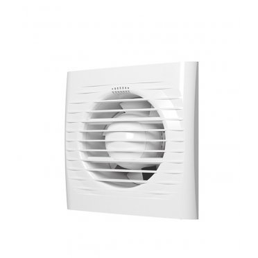 Вентилятор AURAMAX OPTIMA обратный клапан 150х150 мм d100 мм белый
