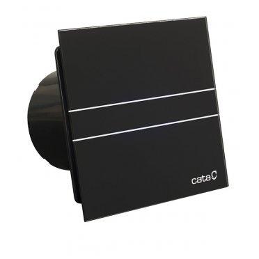 Вентилятор осевой Cata E-100 G BK d100 мм черный