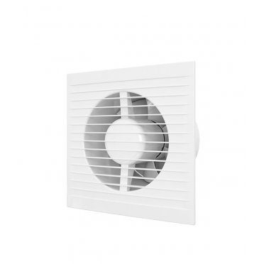 Вентилятор AURAMAX А антимоскитная сетка 180х180 мм d125 мм белый