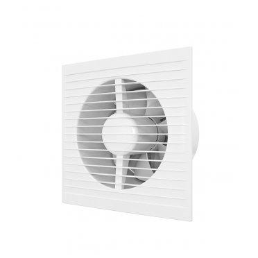 Вентилятор AURAMAX А антимоскитная сетка 205х205 мм d150 мм белый