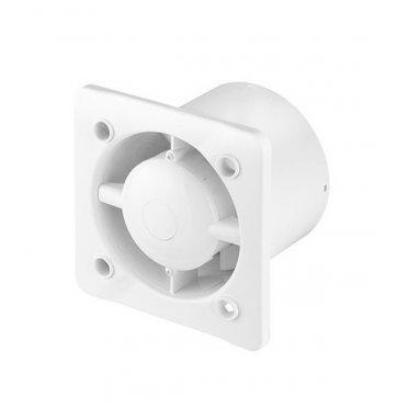 Вентилятор AWENTA KW100H без панели датчик влажности d100 мм белый