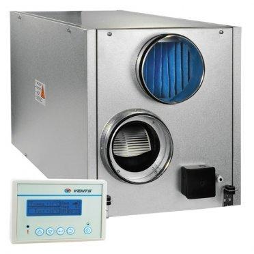 Установка приточная Вентс ВУТ 400 ЭГ ЕС
