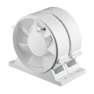 Вентилятор канальный осевой DiCiTi PRO 5 d125 мм белый