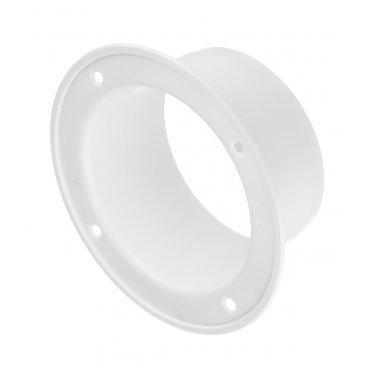 Фланец для круглых воздуховодов ERA пластиковый d100 мм