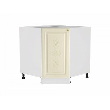 Кухонный шкаф нижний угловой (трапеция) Версаль