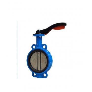 Затвор дисковый межфланцевый AquaFix DN50 PN16