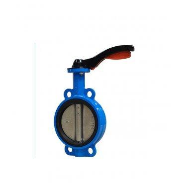 Затвор дисковый межфланцевый AquaFix DN80 PN16