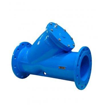 Фильтр фланцевый AquaFix магнитно-сетчатый DN100 ковкий чугун PN16