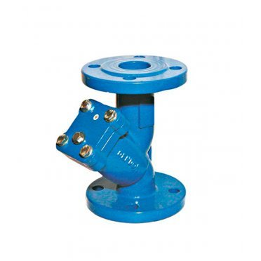 Фильтр фланцевый AquaFix магнитно-сетчатый DN50 ковкий чугун PN16