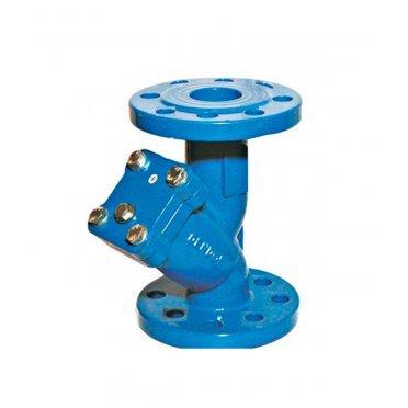 Фильтр фланцевый AquaFix магнитно-сетчатый DN80 ковкий чугун PN16