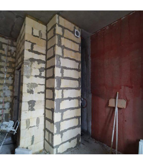 Штукатурка стен до