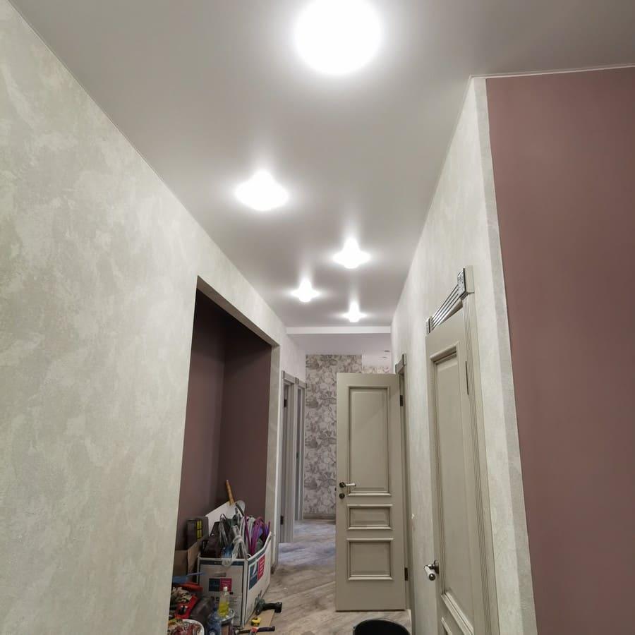 Комплексный ремонт квартиры 80 м2