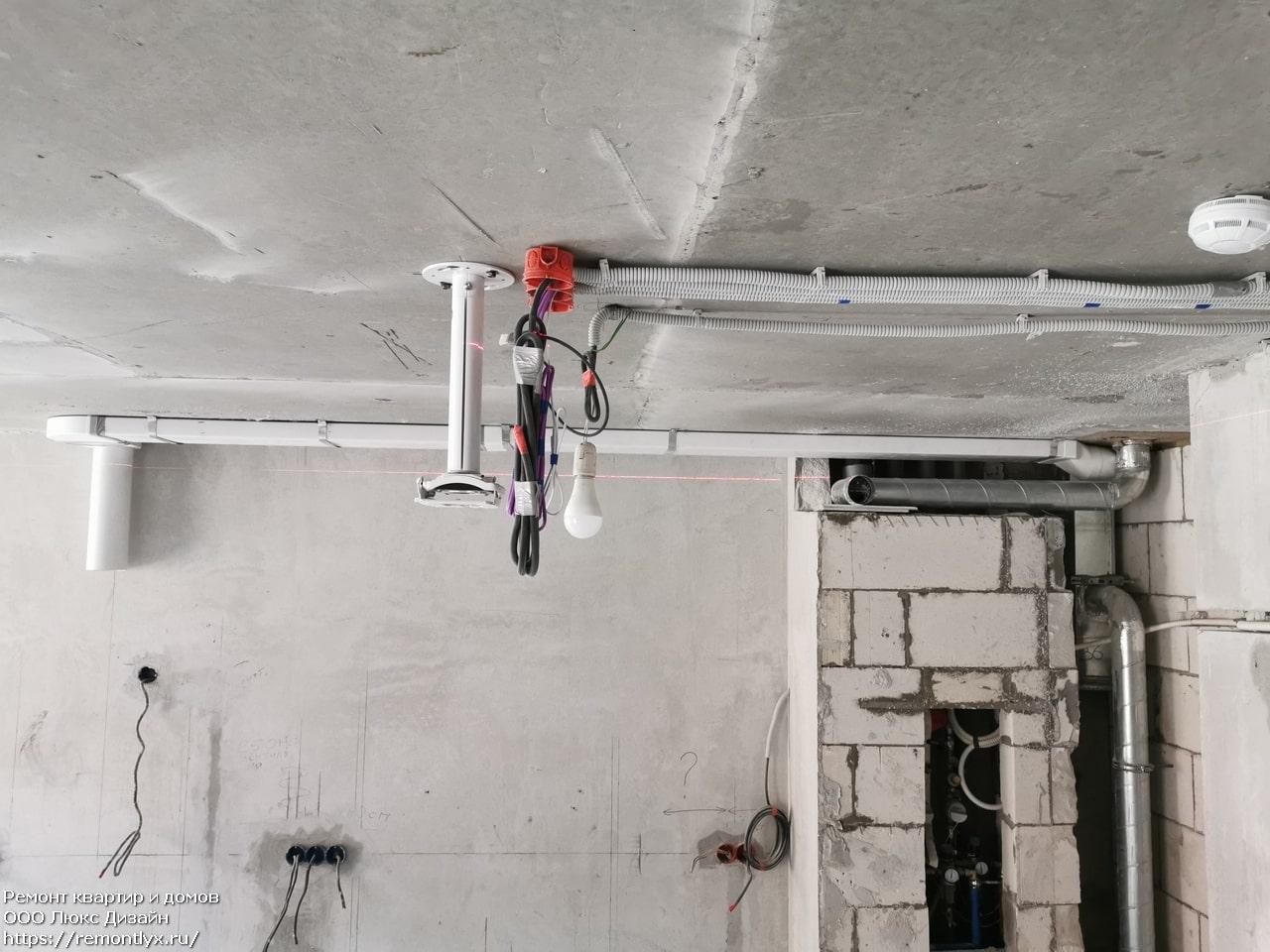 Капитальный ремонт квартир под ключ до