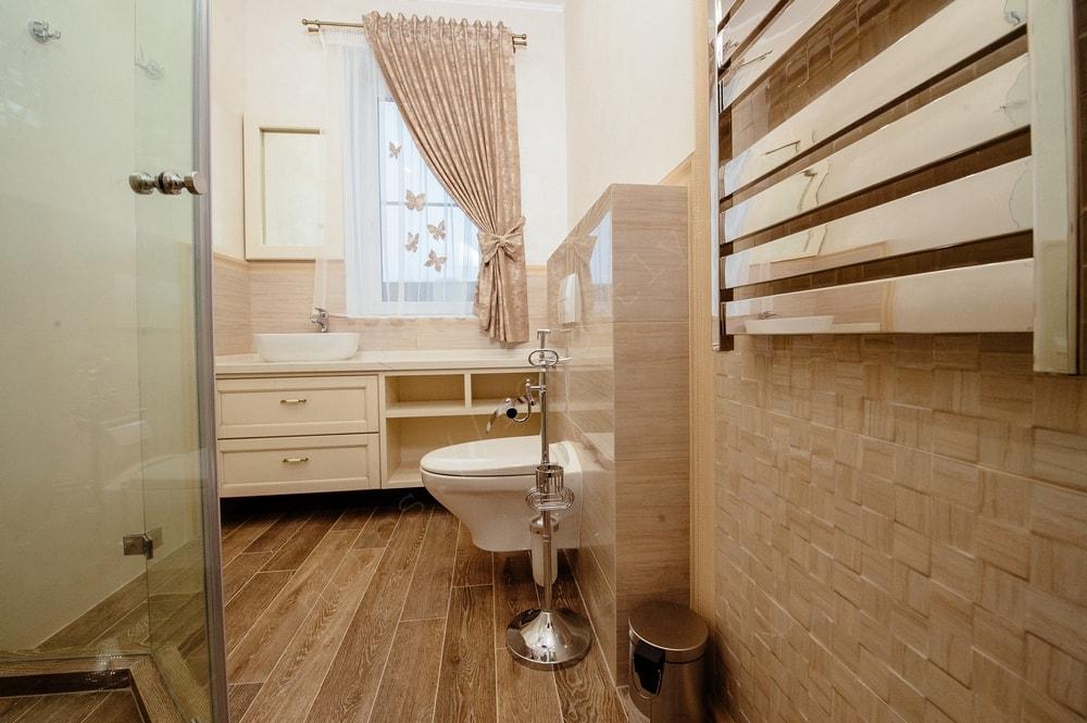 Ремонт туалета в доме