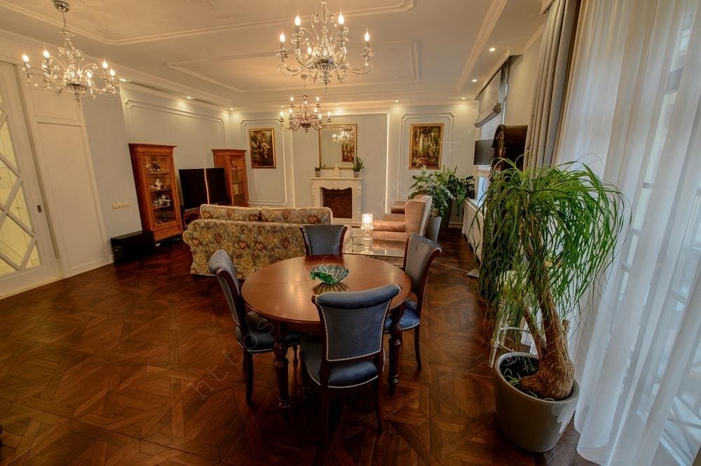 Евроремонт квартир в новостройке 147 м2