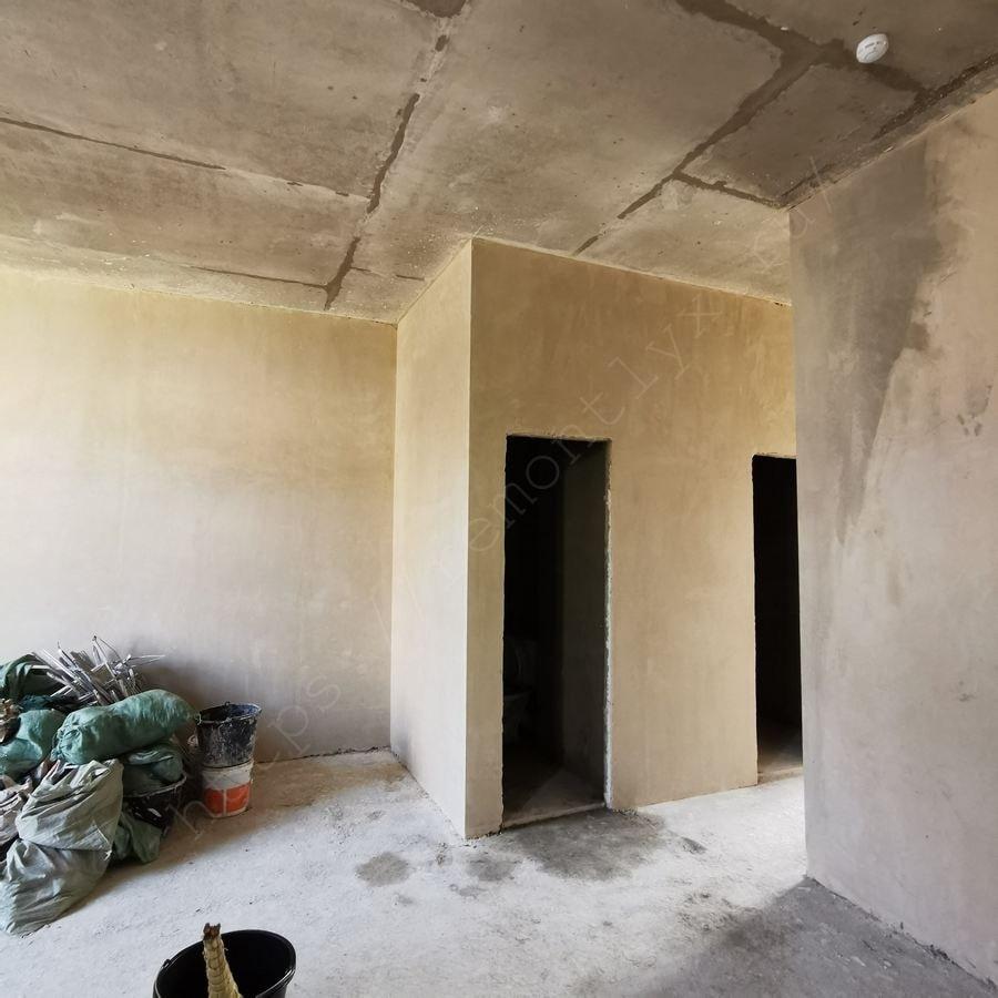 2 этап ремонта штукатурка стен и потолков в квартире