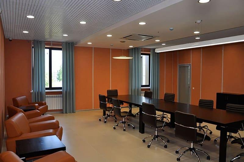 Ремонт офиса 100 кв м
